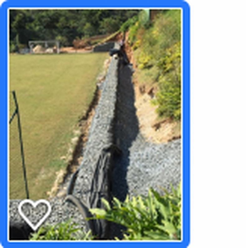 Contratar Empresa de Drenagem água Chuva Jardim Piedade - Drenagem em Jardim