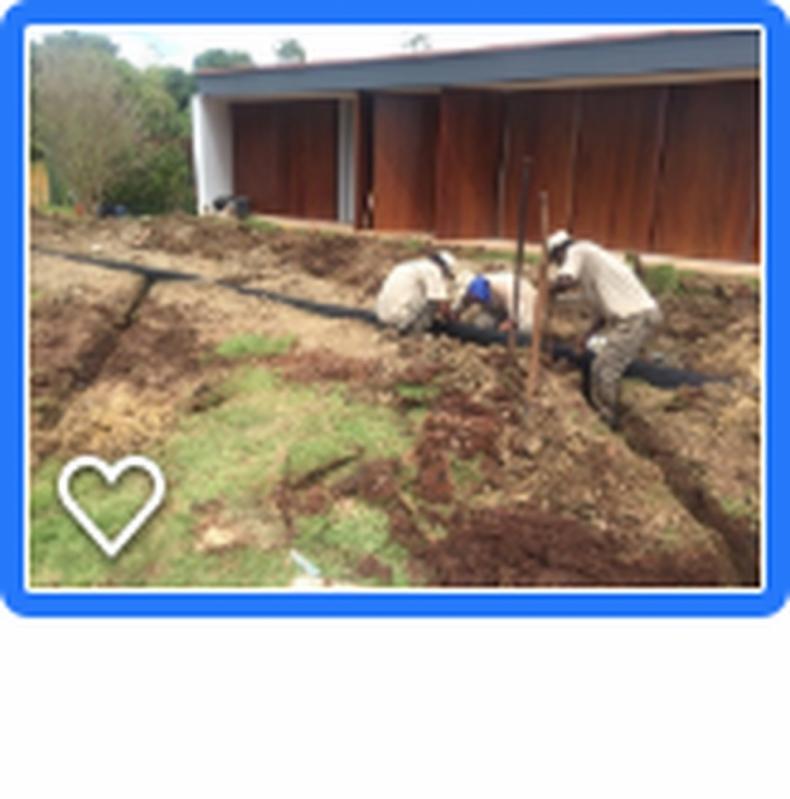 Drenagem água Chuva Jardim Zona Sul - Drenagem em Jardim