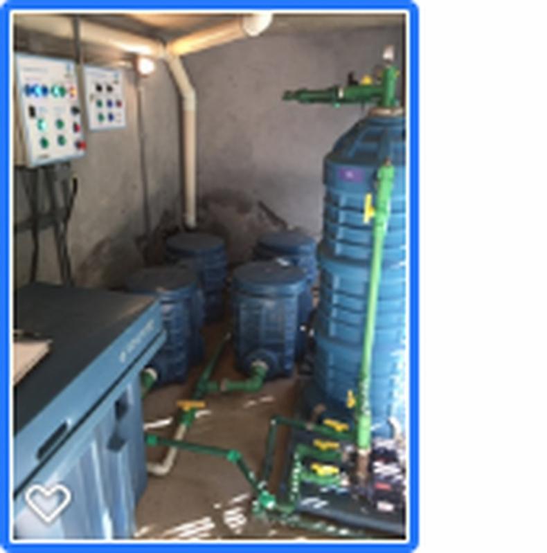 Empresa de Reuso de água em Lava Rápido Tietê - Reuso de água Residencial