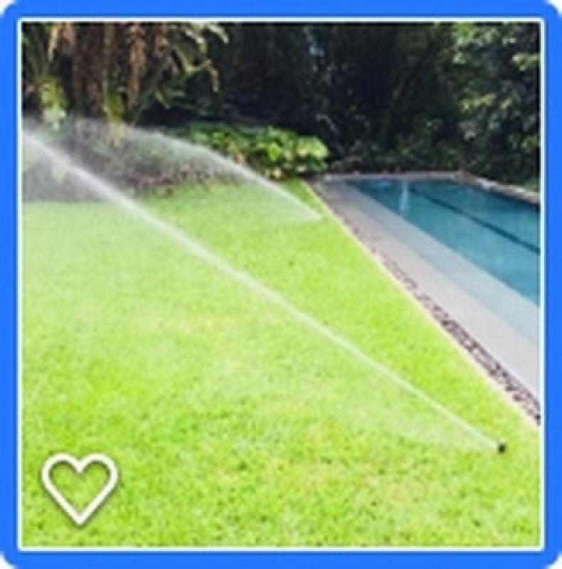 Irrigação Automática para Jardim Preço M2 São Roque - Irrigação Automática para Horta