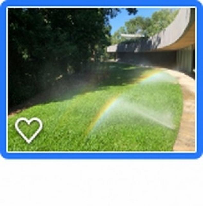Irrigação Automatizada para Jardim Preço M2 Bragança Paulista - Irrigação Automática para Plantação