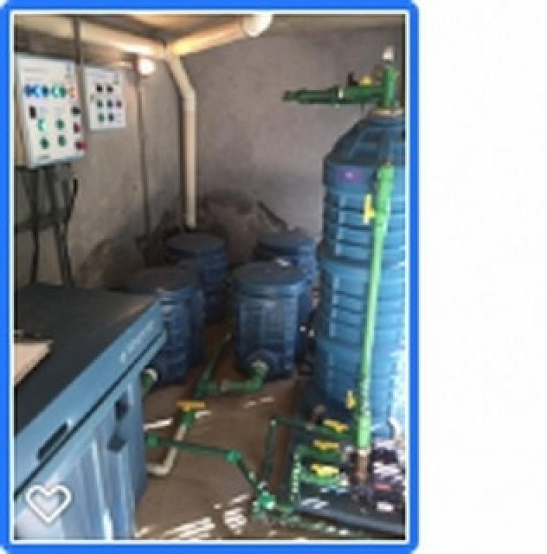 Irrigação Automatizada para Jardim Alambari - Sistema de Irrigação Automática