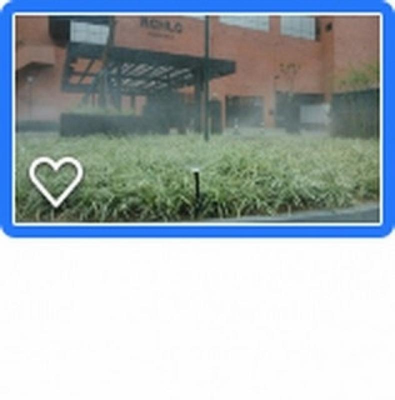 Irrigações Automática para Plantação Porto Feliz - Sistema de Irrigação Automática