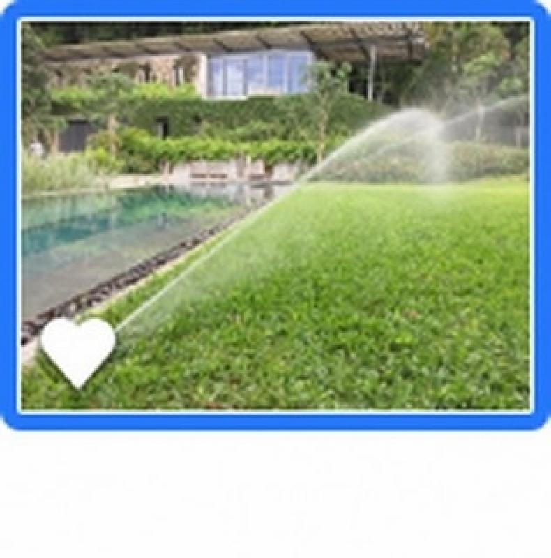 Irrigações Automatizada para Jardim Tietê - Sistema de Rega Automatizado