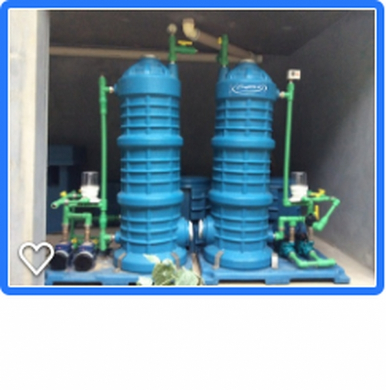 Preço de Sistema de Reutilização de água da Chuva Jandira - Reutilização da água Residual