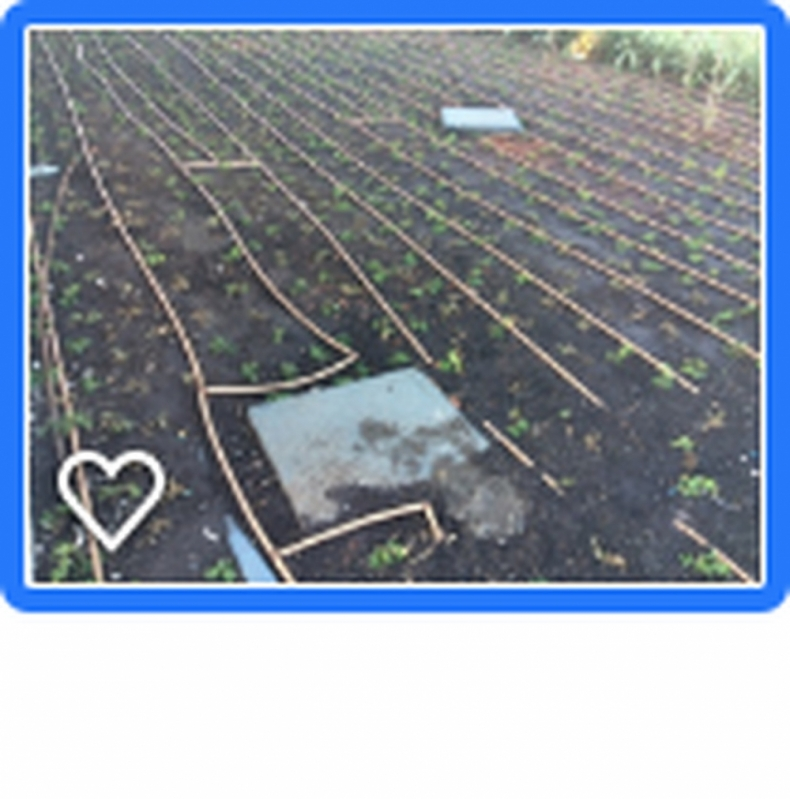Projeto de Irrigação de Jardim Araçoiaba da Serra - Projeto de Irrigação de Pastagem