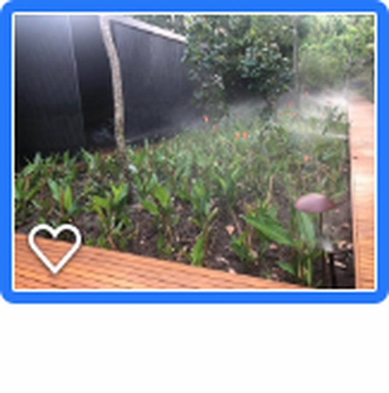 Projeto de Irrigação Jardim Jandira - Projeto de Irrigação Automatizada