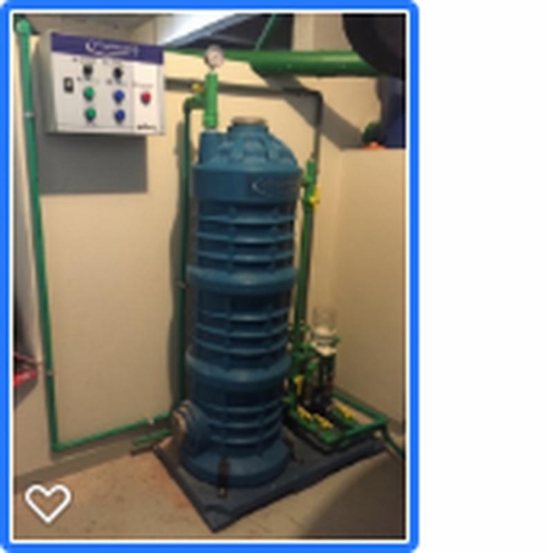 Reuso de águas Industriais Tietê - Reuso de água Cinza