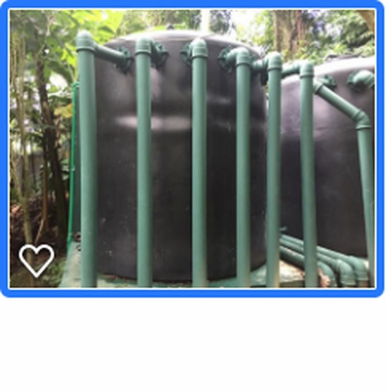 Reutilização da água Residual Orçamento Alambari - Reutilização de água Industrial