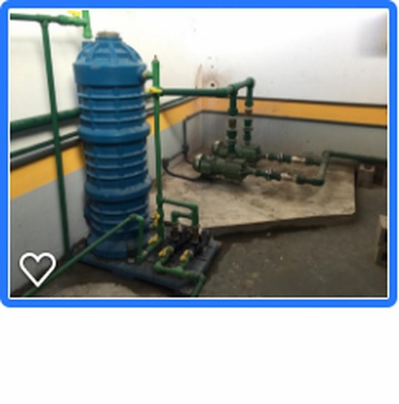 Reutilização de água da Chuva Orçamento Itapevi - Reutilização de águas Cinzas