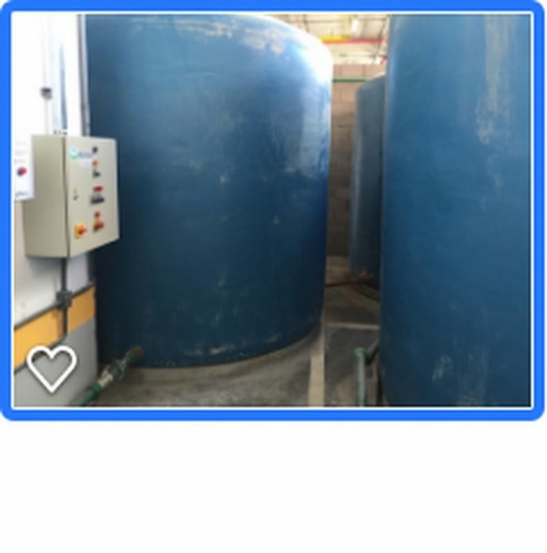 Reutilização de água Doméstica Zona Sul - Reutilização de água Industrial