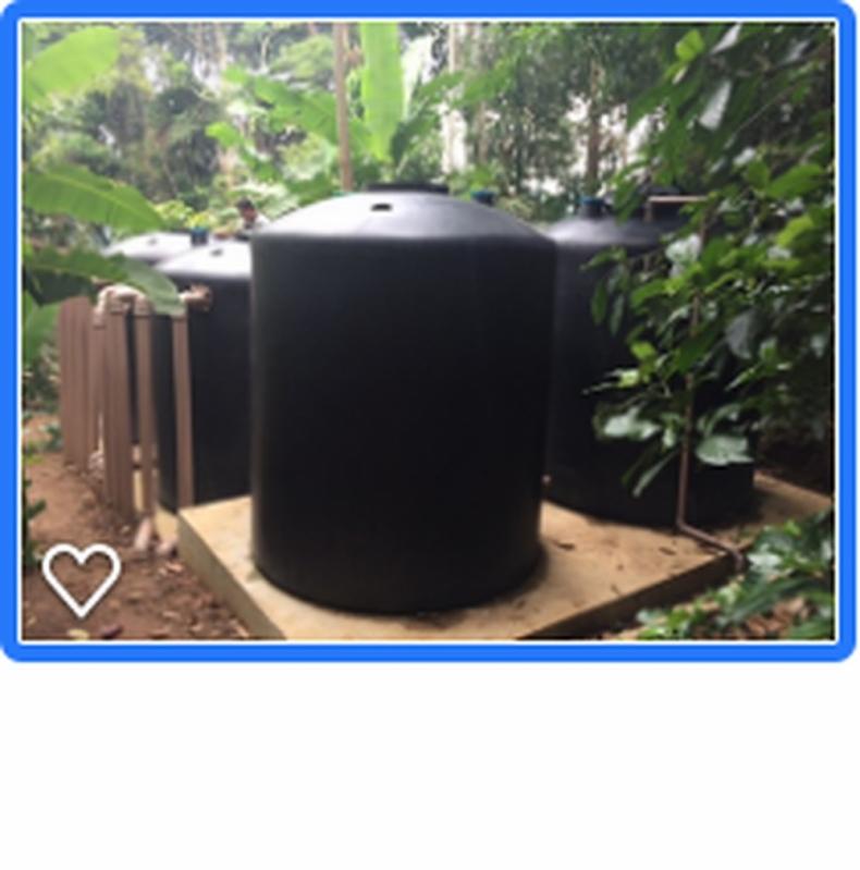 Reutilização de água Residencial Quadra - Reutilização de águas Cinzas