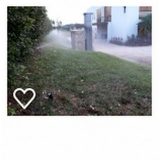 aspersor de jardim Vila Paulina