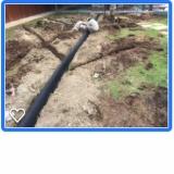 empresa que instala sistema de drenagem pluvial Zona Sul