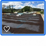 fazer irrigação automatizada residencial Cesário Lange