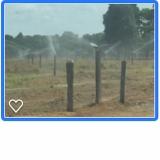 instalação de sistema de irrigação para pastagem Araçariguama