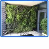instalação de sistema de irrigação por gotejamento jardim vertical Zona Sul
