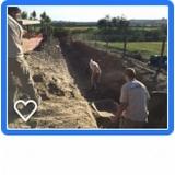 irrigação automática para horta preço m2 Bacaetava