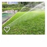 irrigação automática para jardim Araçariguama