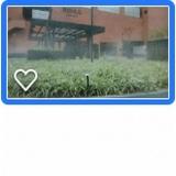 projeto de irrigação automatizado
