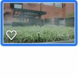 projeto de irrigação estufa