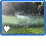 irrigações automática para jardim Iperó