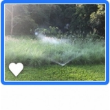 irrigações automática para jardim Zona Sul