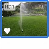 irrigações automática Enxovia