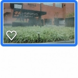 irrigações automáticas preço m2 Alambari