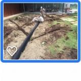 irrigações automatizada residencial São João Novo