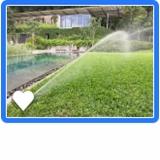 orçamento de sistema de irrigação automático Região Central