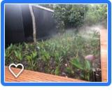 projeto de irrigação jardim Cesário Lange