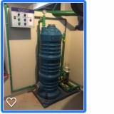 reutilização de água doméstica orçamento Bacaetava