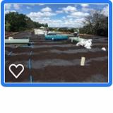 serviço de drenagem em jardim residencial Cesário Lange