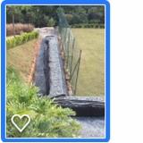 serviço de drenagem jardim residencial Alambari