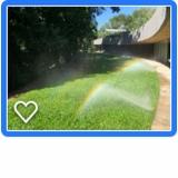 sistema de irrigação de jardim