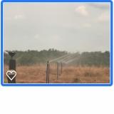 sistema de irrigação para pastagem