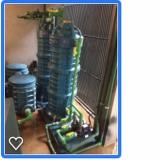 sistema para reutilização da água em residências Enxovia