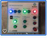 sistema para reutilização de água da máquina de lavar Cesário Lange