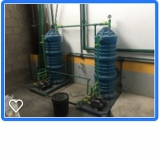 sistema para reutilização de água doméstica Piedade