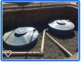 sistema para reutilização de águas cinzas Iperó