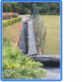 sistemas de drenagem jardim Capela do Alto