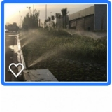 valor de automatizar irrigação jardim Rancho Grande