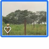 valor de projeto irrigação pastagem Zona Sul