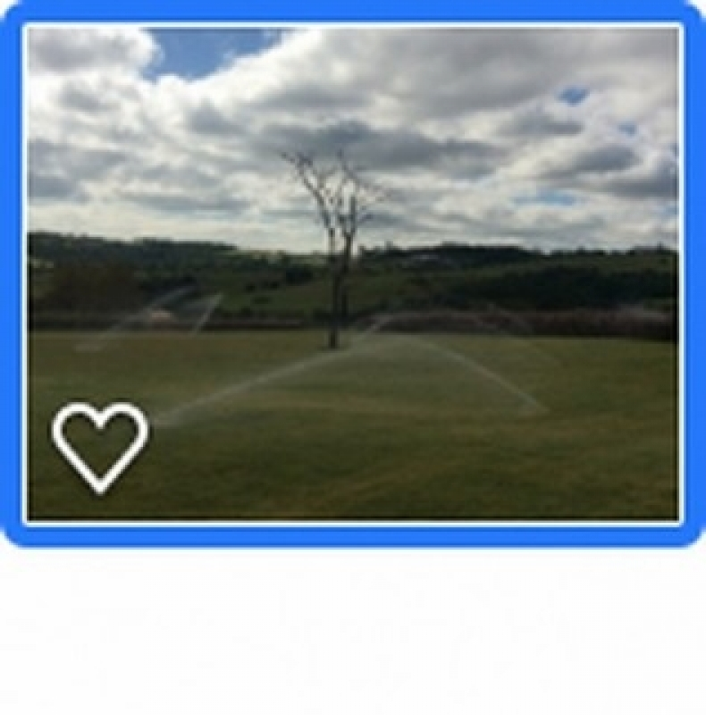 Valor de Irrigação Automatizada para Jardim Ibiúna - Sistema de Irrigação Automática